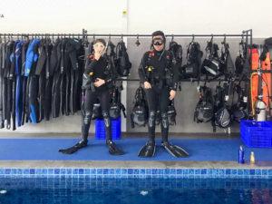 Professional Diving Instructor Bali | Alpha World Diving