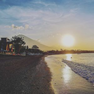 Sunset Sanur Bali | Alpha World Diving