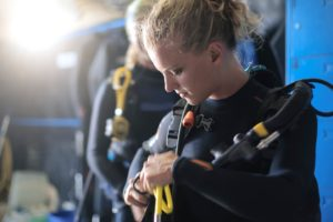 Dive Training and PADI Certification in Bali | Alpha World Diving
